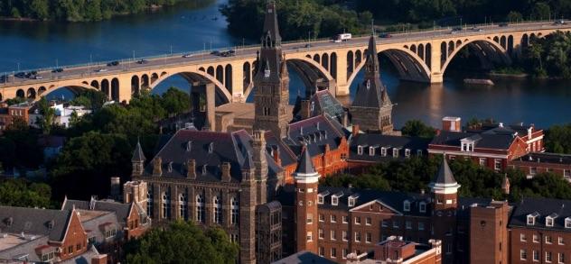 Đại học Georgetown - hoa kỳ