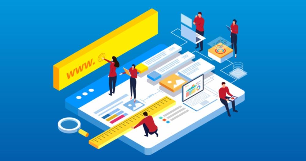 Đầu tư phát triển hệ thống website của spa