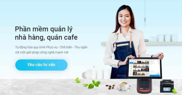lợi ích phần mềm quản lý nhà hàng