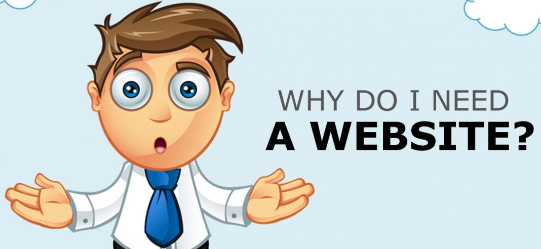 Tại sao cần thiết kế website.