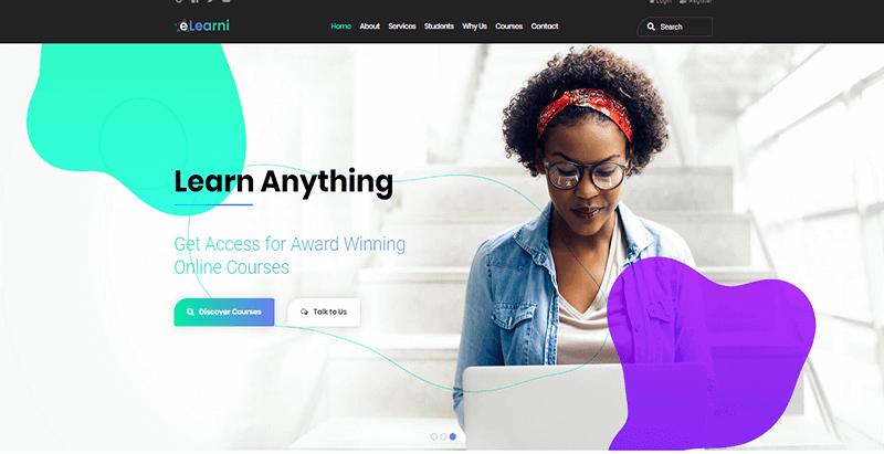 website học trực tuyến hiệu quả
