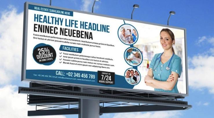 Quảng cáo trang thiết bị y tế là gì