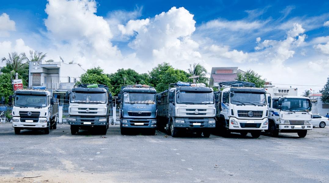 Ship hàng thông qua công ty vận tải