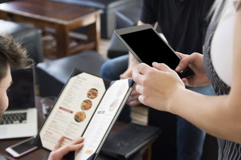 thiết kế phần mềm quản lý nhà hàng