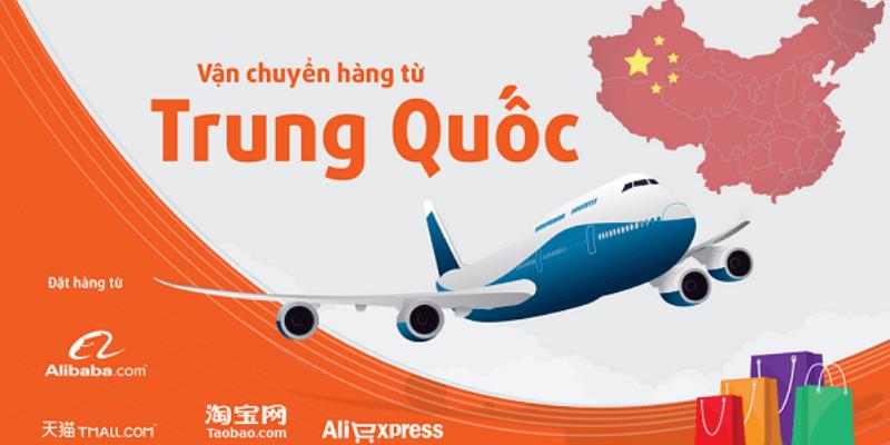 đơn vị nhập hàng Trung Quốc vận chuyển hàng hóa